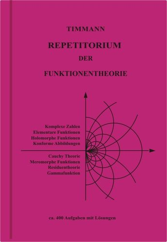 Repetitorium der Funktionentheorie